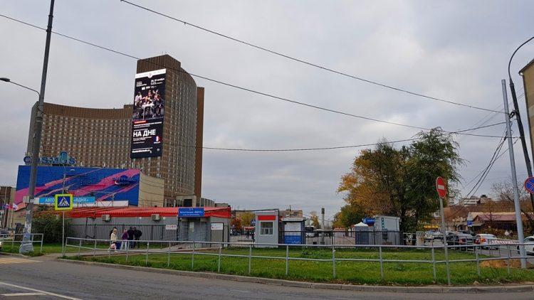 Автобусы ВДНХ — Автостанция
